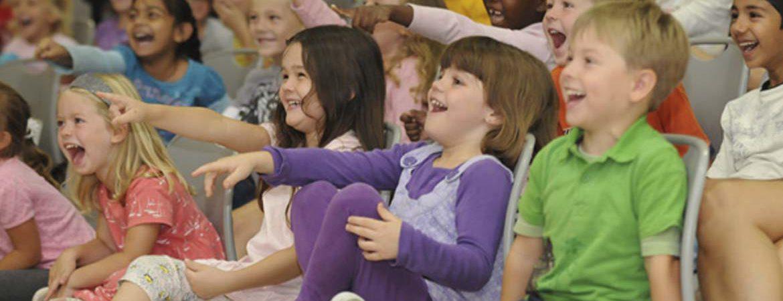 Children Pointing